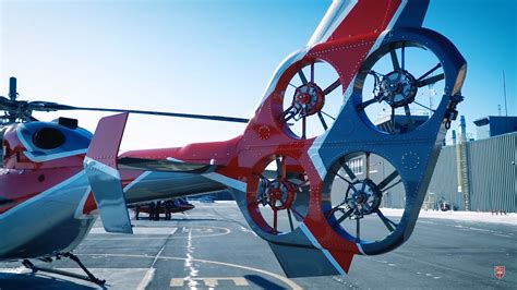 bell electric tail rotor helicopter | Intelligent Aerospace