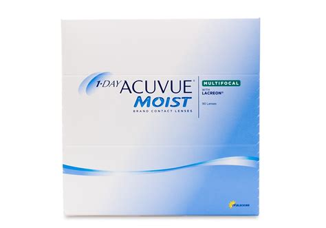 1-Day Acuvue Moist Multifocal - Optiview Eye Clinic