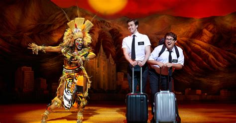 Review: The Book of Mormon (Palace Theatre, Manchester and