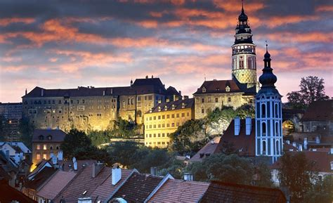 Castle and chateau of Český Krumlov – UNESCO | Chill out