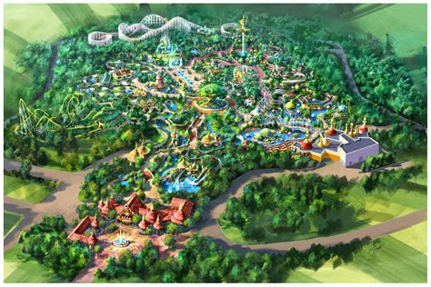 One of the world's most popular theme parks is looking to