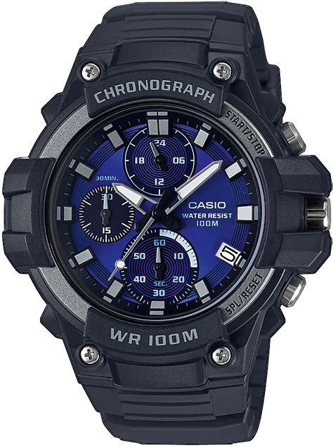 Casio Collection MCW-110H-2A2VEF | Hodinky-365