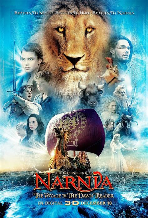 Film for Portable Media Player: Narnia 3