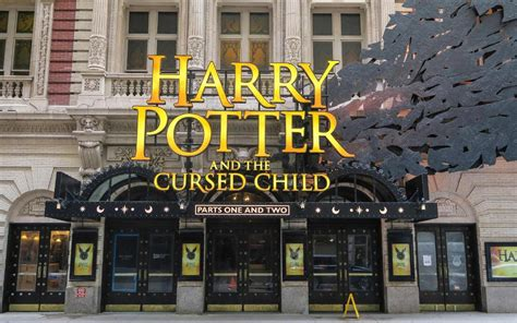 Harry Potter and the Cursed Child is the most expensive