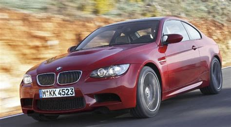 BMW M3 (2007): first official pictures | CAR Magazine