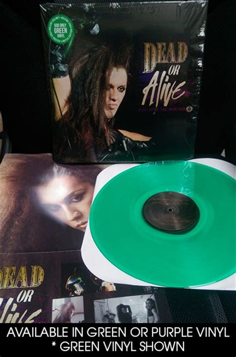 Dead or Alive – You Spin Me Round (Limited Edition Colored