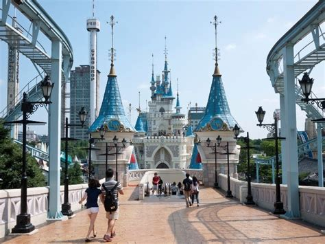 Lotte World: the Happiest Place in Korea - Cush Travel Blog