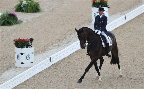 Equestrian's finest put on a spectacular show at Rio 2016