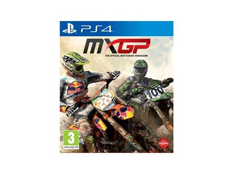 PS4 MXGP The Official Motocross Videogame Nové - Prokonzole