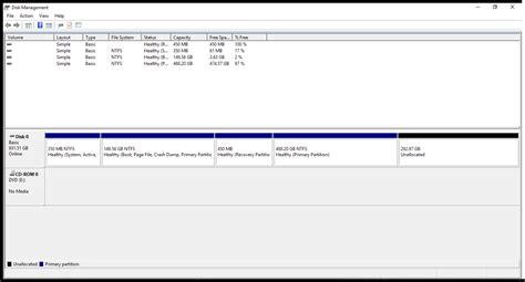 windows - The selected GPT formatted disk contains a