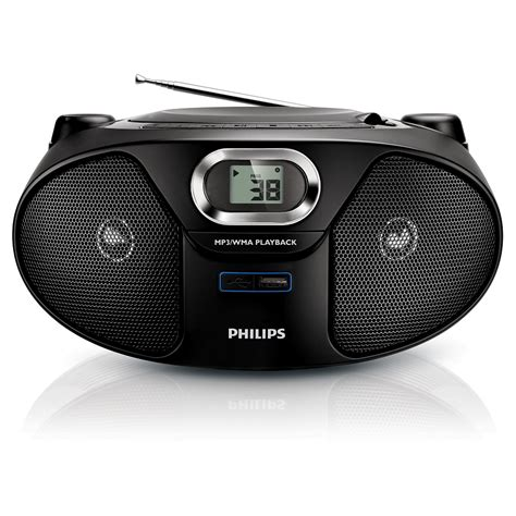 Radiomagnetofon CD/MP3 Philips AZ 385 | Teshop