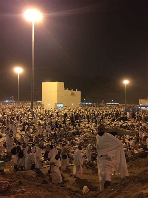Reliving My Hajj a Year Later: A Night Under the Sky in