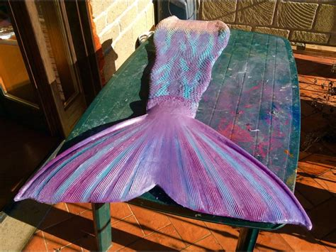 Silicone Mermaid Tail by Adam Martin on Ebay - Page 2