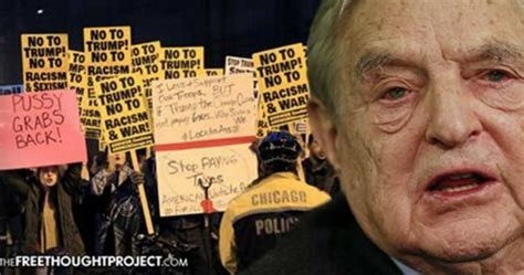 Billionaire Globalist Soros Exposed as Hidden Hand Behind