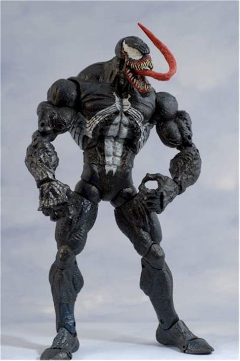 Marvel Icons Venom action figure - Another Toy Review by