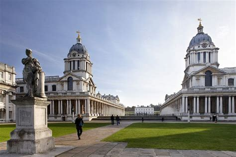 Old Royal Naval College on AboutBritain