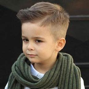 103 Trendy and Cute Toddler Boy Haircuts Your Kids Will