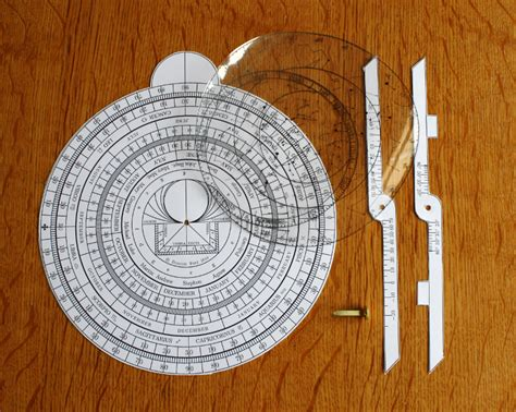 Make your own astrolabe - 1
