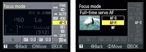 How to Choose a Live View Focus Mode with a Nikon D3100
