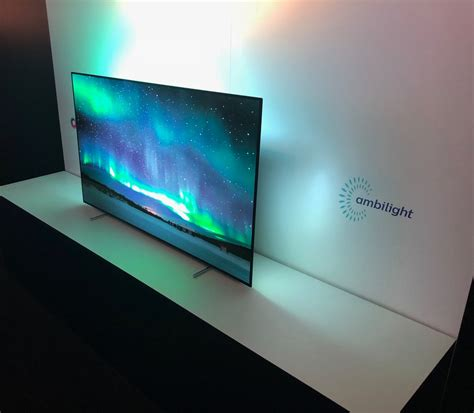 Philips 803 OLED TV (55OLED803) review: Ambilight and