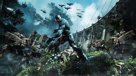 Crysis 3 Game Wallpapers   HD Wallpapers   ID #12151