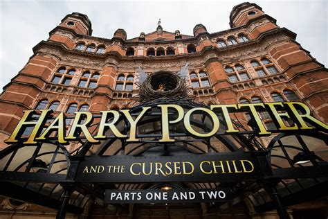 Clean sweep expected for Harry Potter And The Cursed Child