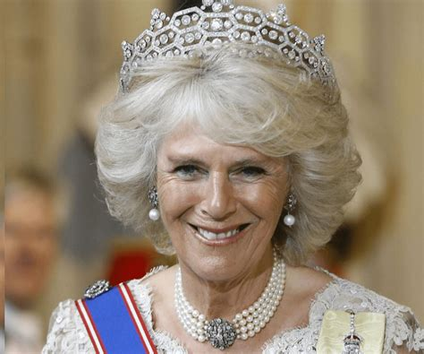 Camilla Parker Bowles Biography - Childhood, Life