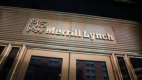 Report Finds Merrill Lynch Charges Investors Highest Fees