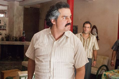 Narcos' Pablo Escobar actor Wagner Moura 'thinks drugs