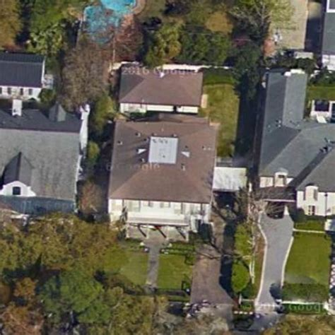 Mob Boss Carlos Marcello's House (former) in Metairie, LA