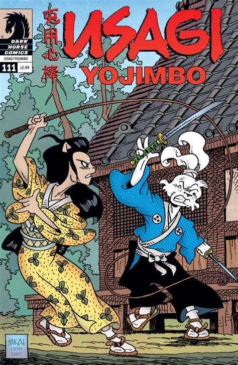 Usagi Yojimbo #111 :: Profile :: Dark Horse Comics