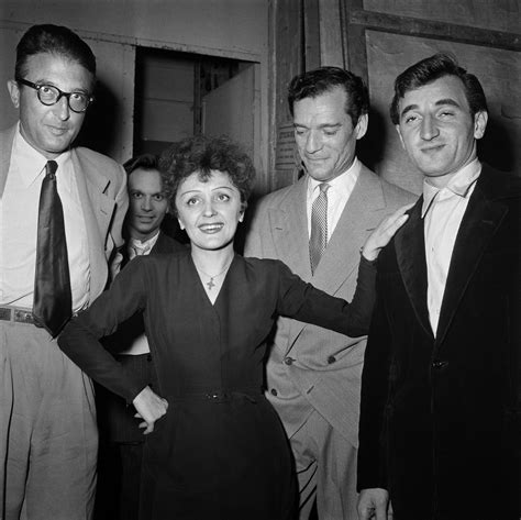 Édith Piaf and Charles Aznavour – Snippet of History