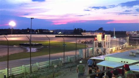 Grand Bend Speedway - Grand Bend, Ontario, Canada - Track