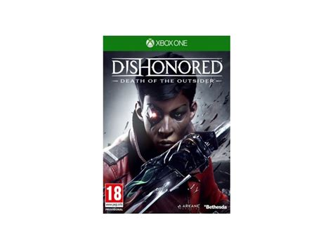 XONE Dishonored Death of the Outsider Nové - Prokonzole