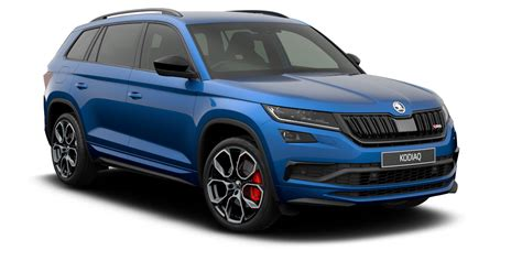ŠKODA KODIAQ vRS | New 2019 Model | ŠKODA UK