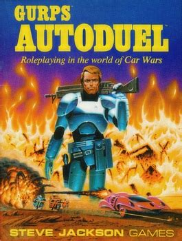 Warehouse 23 - GURPS Classic: Autoduel (First Edition)