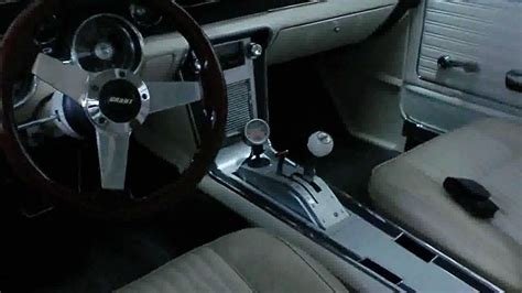 B&M Pro-Ratchet Shifter totally integrated - YouTube