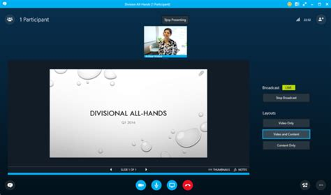 Skype for Business will live translate meetings into 40