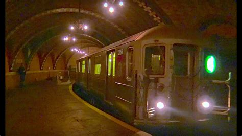 ⁴ᴷ The Abandoned 1904 City Hall Subway Station - YouTube