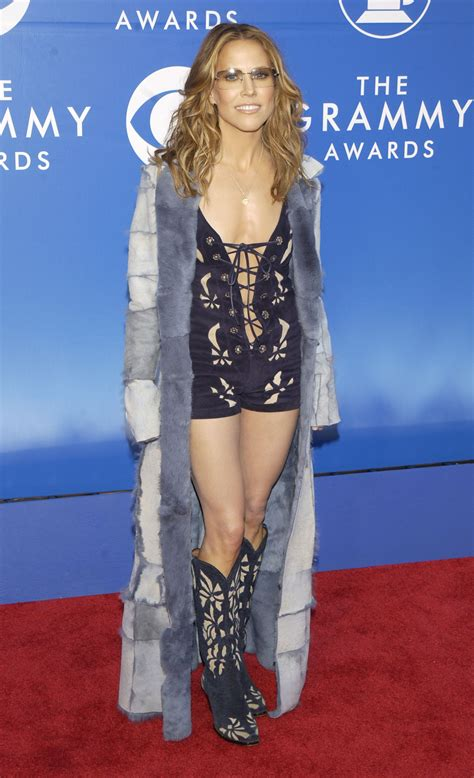 Sheryl Crow, 2002 - The Most Outrageous Grammy Awards