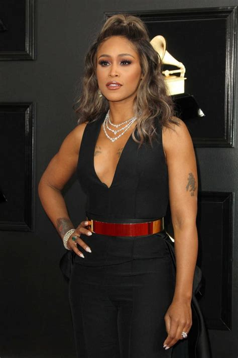 Eve Attends the 61st Annual Grammy Awards 2019 at the
